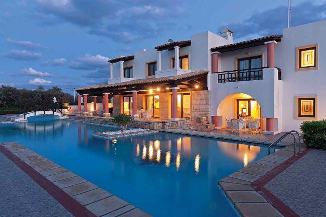 Knossos royal villas