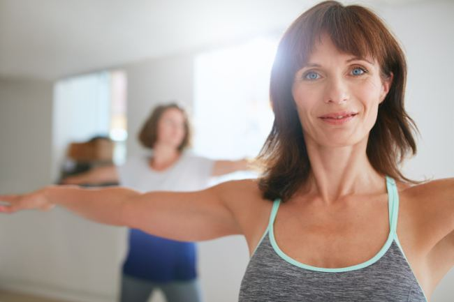 Health tips for over 50s
