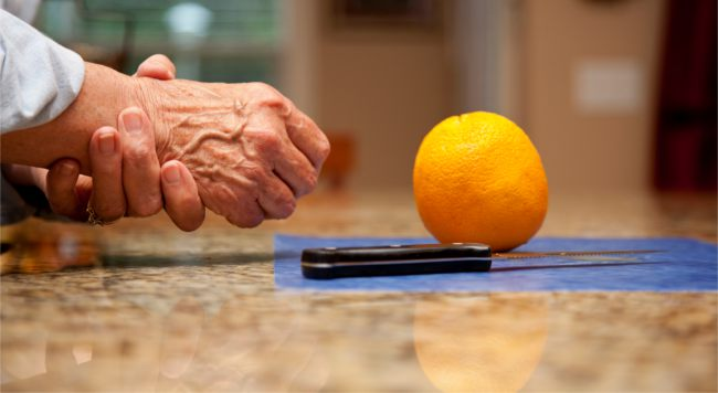 How to make living with arthritis easier