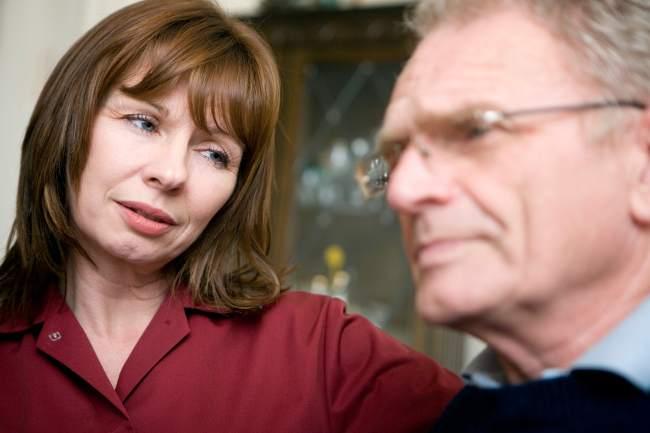 Full-time dementia carer