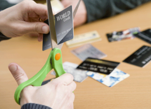 Reduce credit card debt