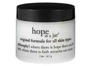 Hope in a jar philosophy
