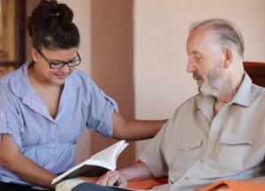dementia care - reading