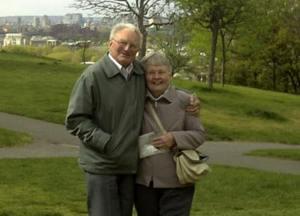 Derek and Yvonne Wilson