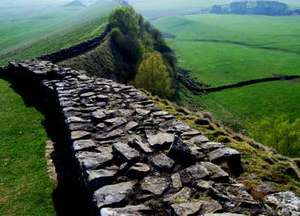 Hadrian's Wall, Scotland