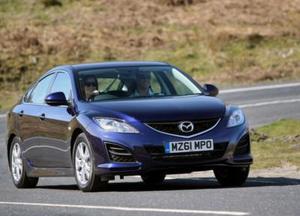 Mazda6 matures for older driver