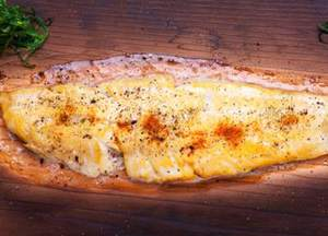 Grilled Dover Sole