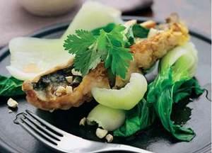 Oriental crispy Mackerel