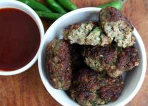 Chappli Kebabs