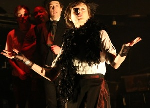 Theatre: The Victorian in the Wall