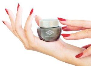 Biosculpture gel nail treatment