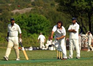Cricket in Croatia