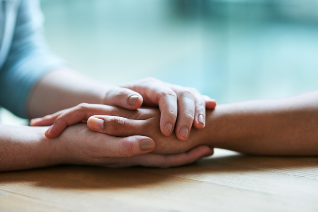 Support and strength through bereavement