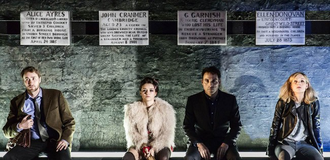 Closer at the Donmar Theatre