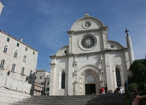 Sibenik, The Cathedral of St James