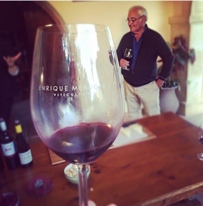 Bodegas Mendoza wine tour