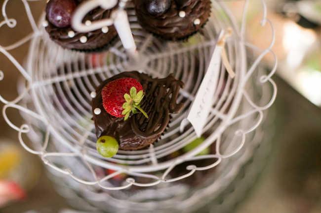 Chocolate on P&O Ventura