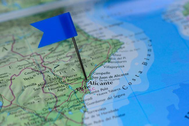 The allure of Alicante