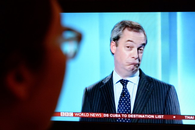 Brexit: Don't panic, think long term