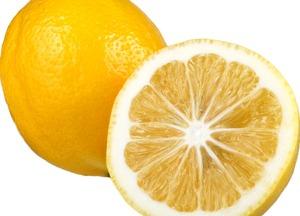 Lemon Juice Cleaning