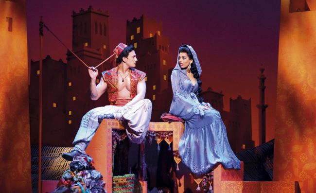 Aladdin at Prince Edward Theatre