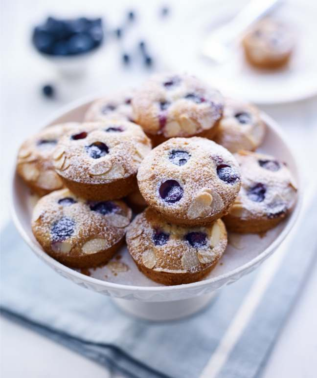 Recipes and reasons to celebrate blueberry day