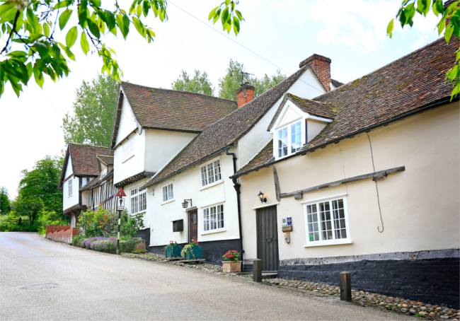 Primrose Cottage - Kersey, Suffolk