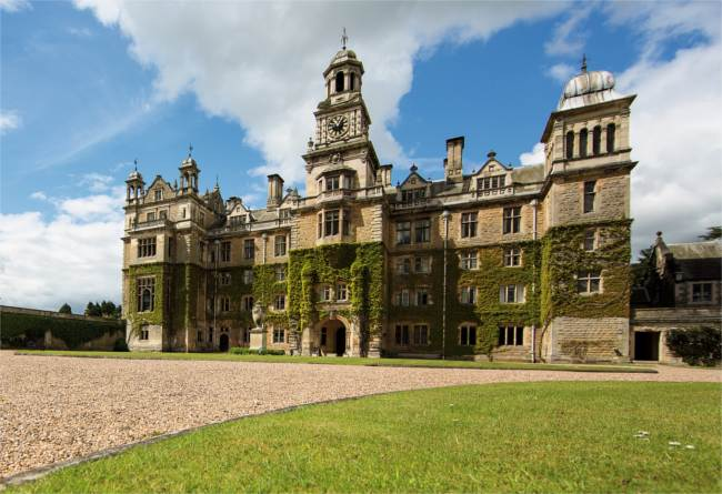 A weekend at Thoresby Hall