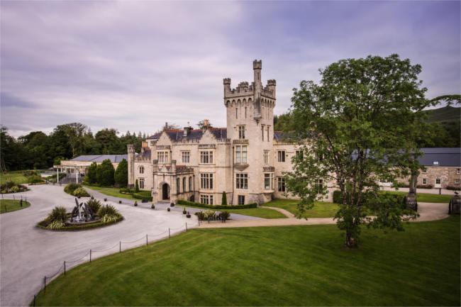 5-star luxury on the west coast of Ireland