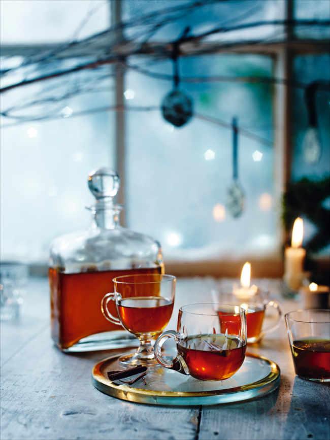 Coffee and Chocolate bourbon
