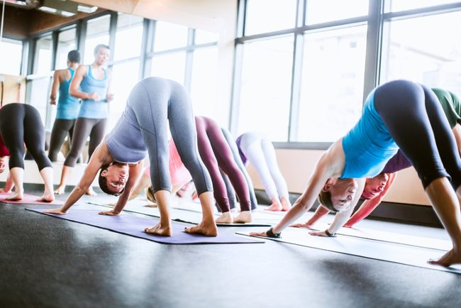 A get-fit guide for over 50s