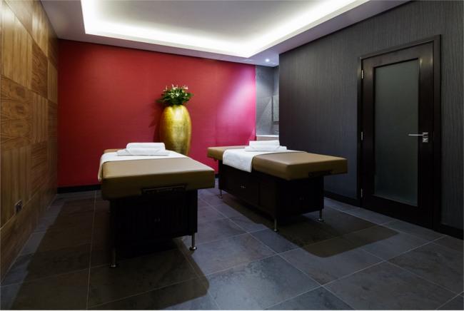 Beauty & Melody treatment room