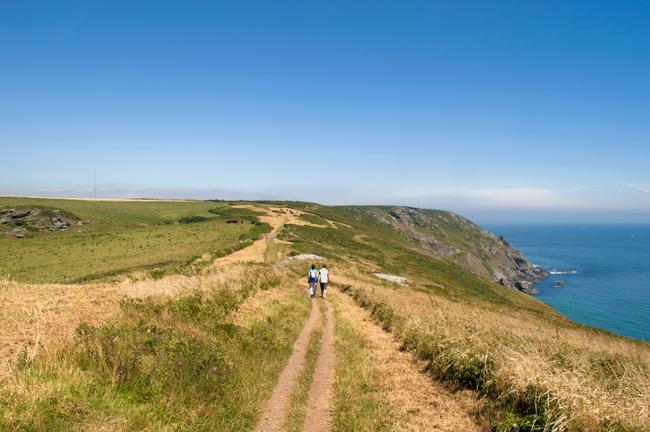 South West coastal walk