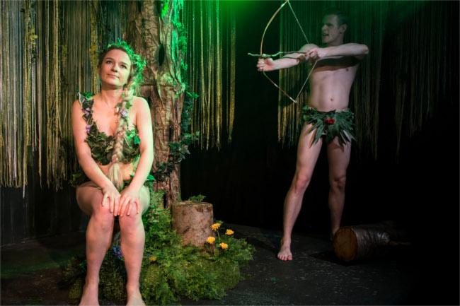Adam and Eve & Steve