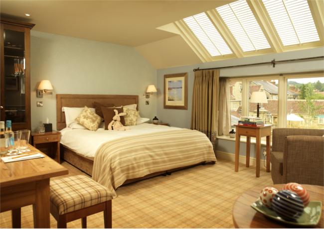Bedroom at Feversham