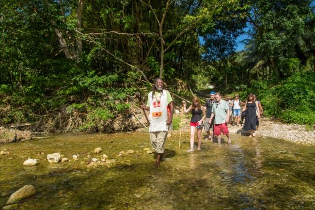 Rastafarian Indigenous Village