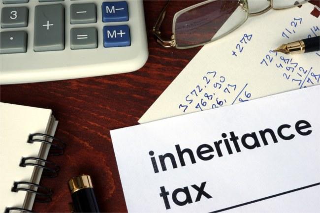 £6,200,000,000 per year on Inheritance Tax