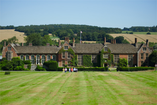 A weekend of luxury, leisure and history