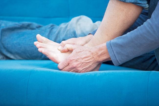gout pain