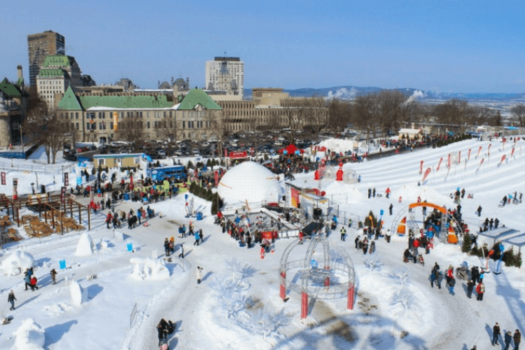 Canada Winter Festivals