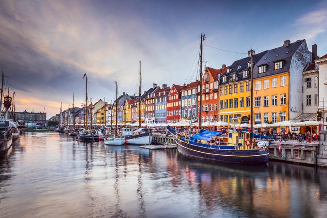 Copenhagen water