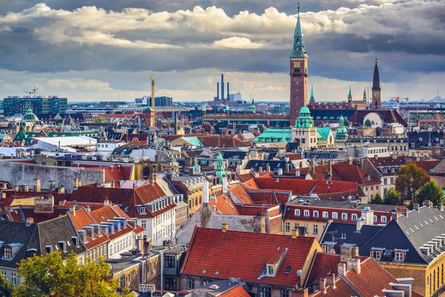 Copenhagen: compact and cultured