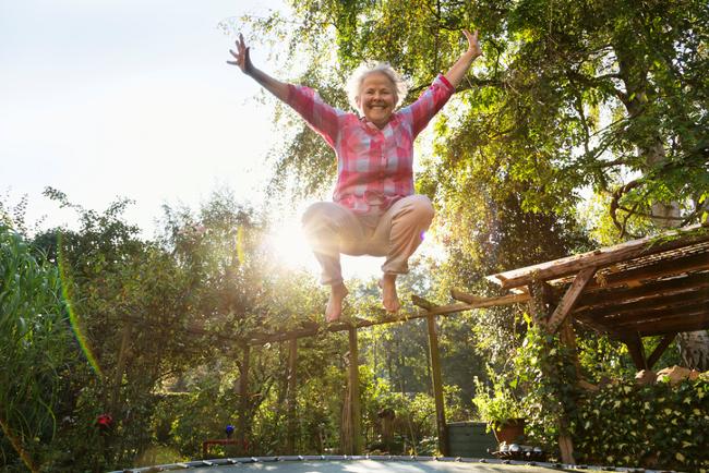 Why older women should take Omega-3