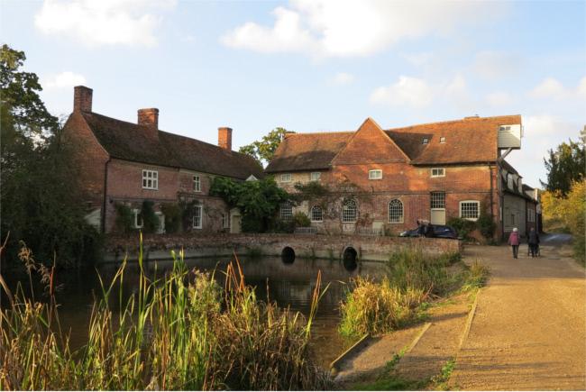 Flatford, Suffolk