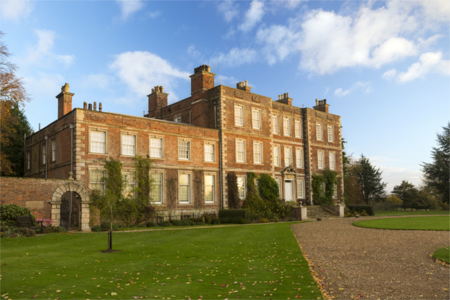 Gunby Estate Hall & Gardens, Lincolnshire