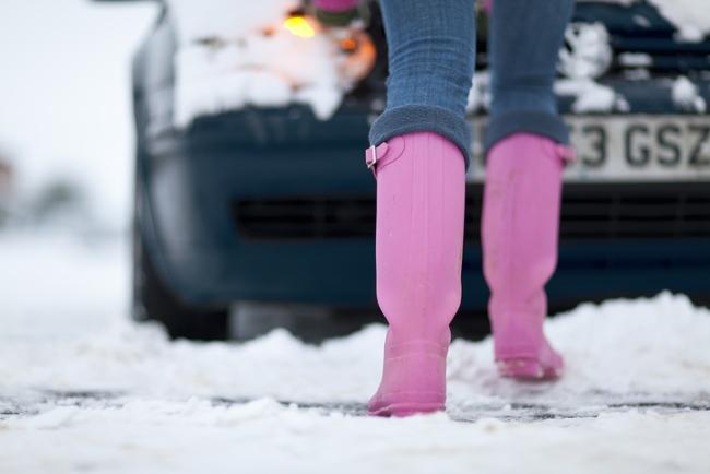 winter breakdown tips
