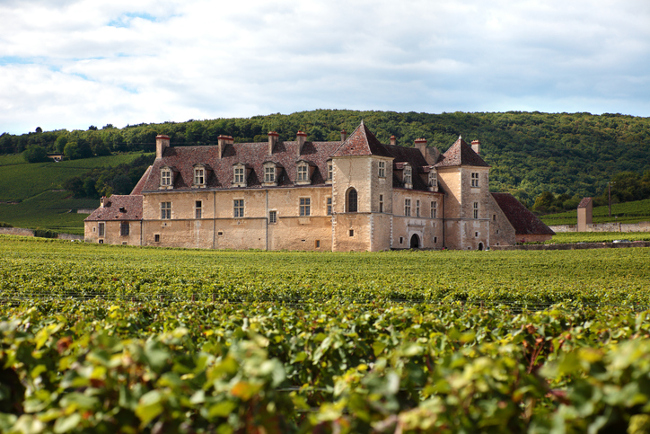 Chateau de Rully, france