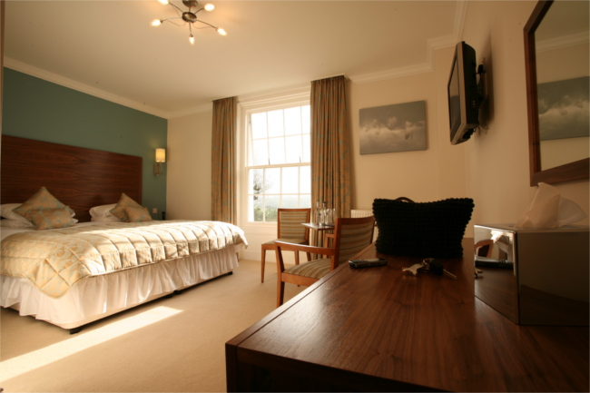 Bedroom at Fishmore