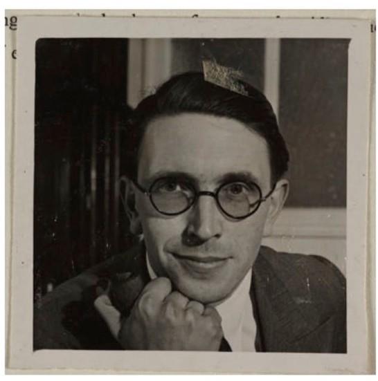 Ritchie Calder, 1940s.