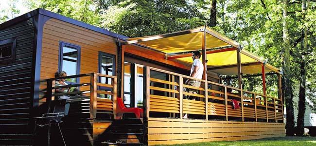 Eurocamp accommodation